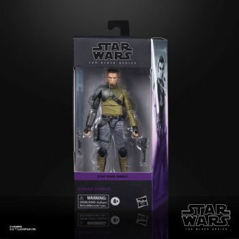 Star Wars The Black Series 2020 Rebels Kanan Jarrus Action Figure - Pre-order